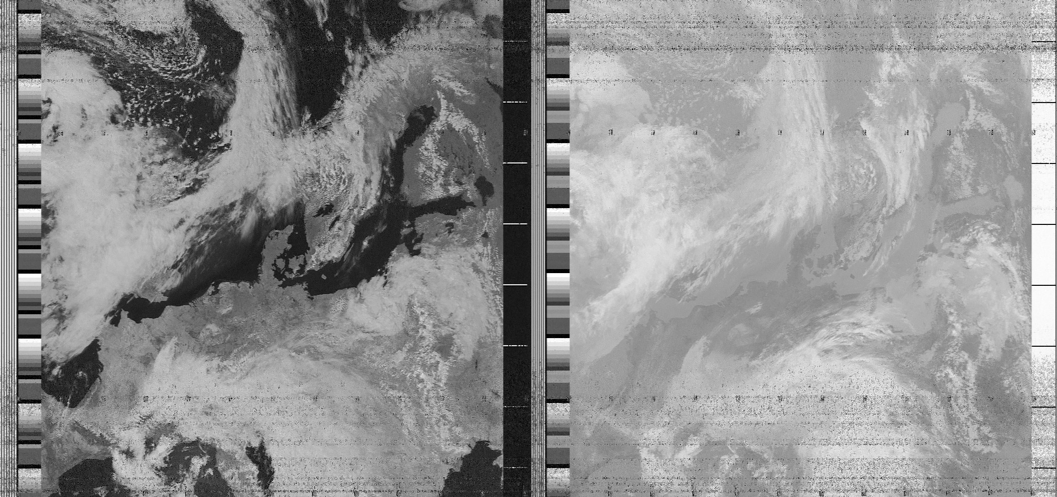 Alexandru Csete's NOAA imagery