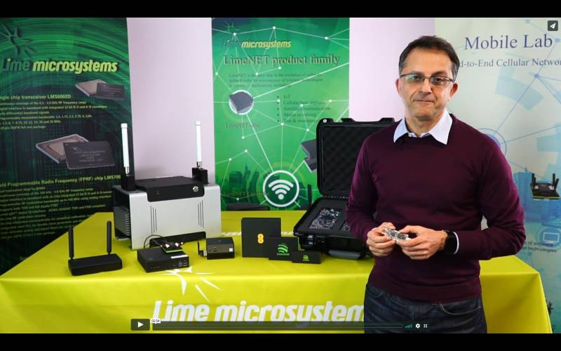 LimeADPD - Lime Microsystems