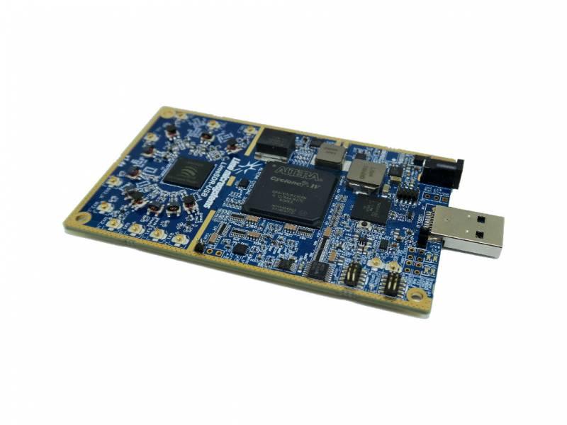 Osmocom-Analog Cellular Base Station Project - Lime Microsystems