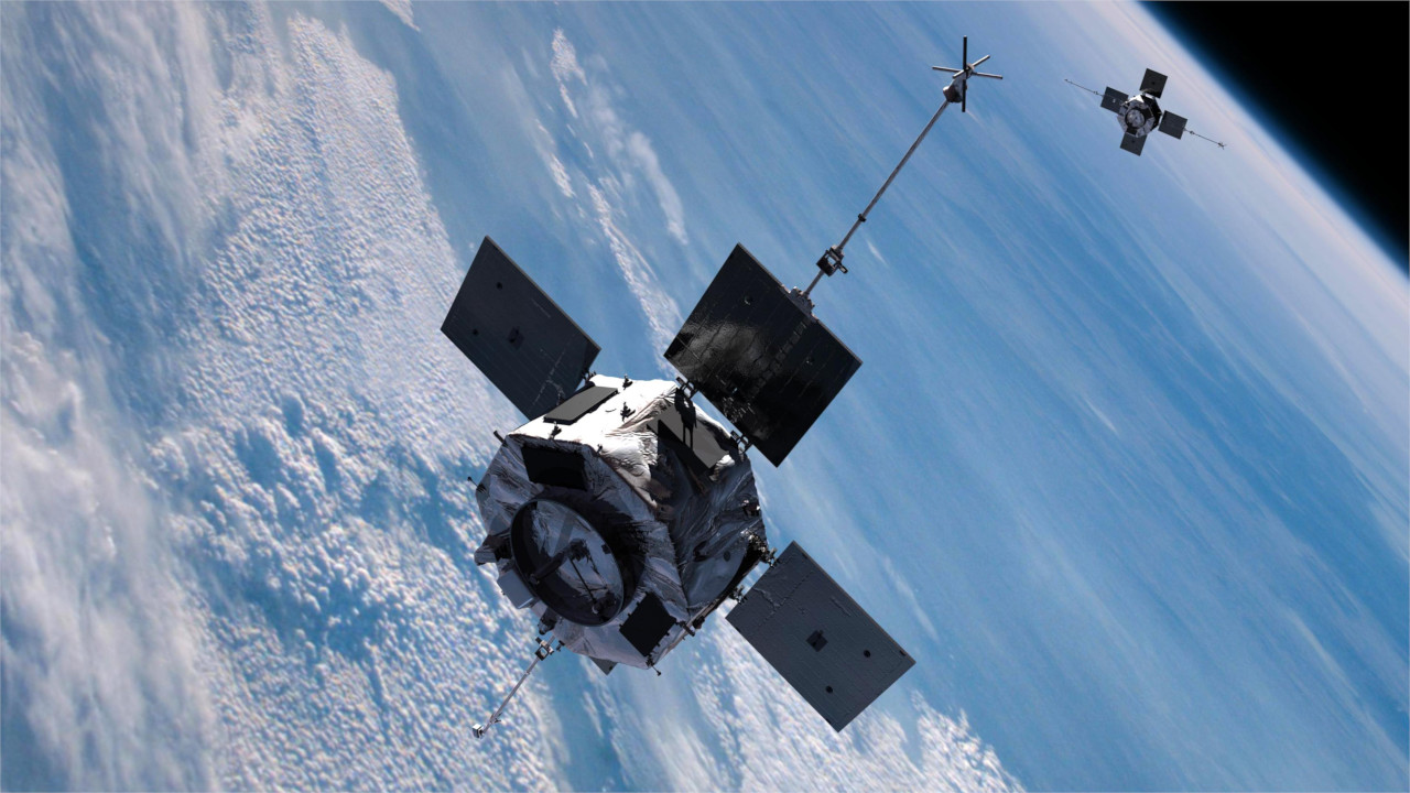 NASA VIZ Satellites, Courtesy of NASA's Goddard Space Flight Center