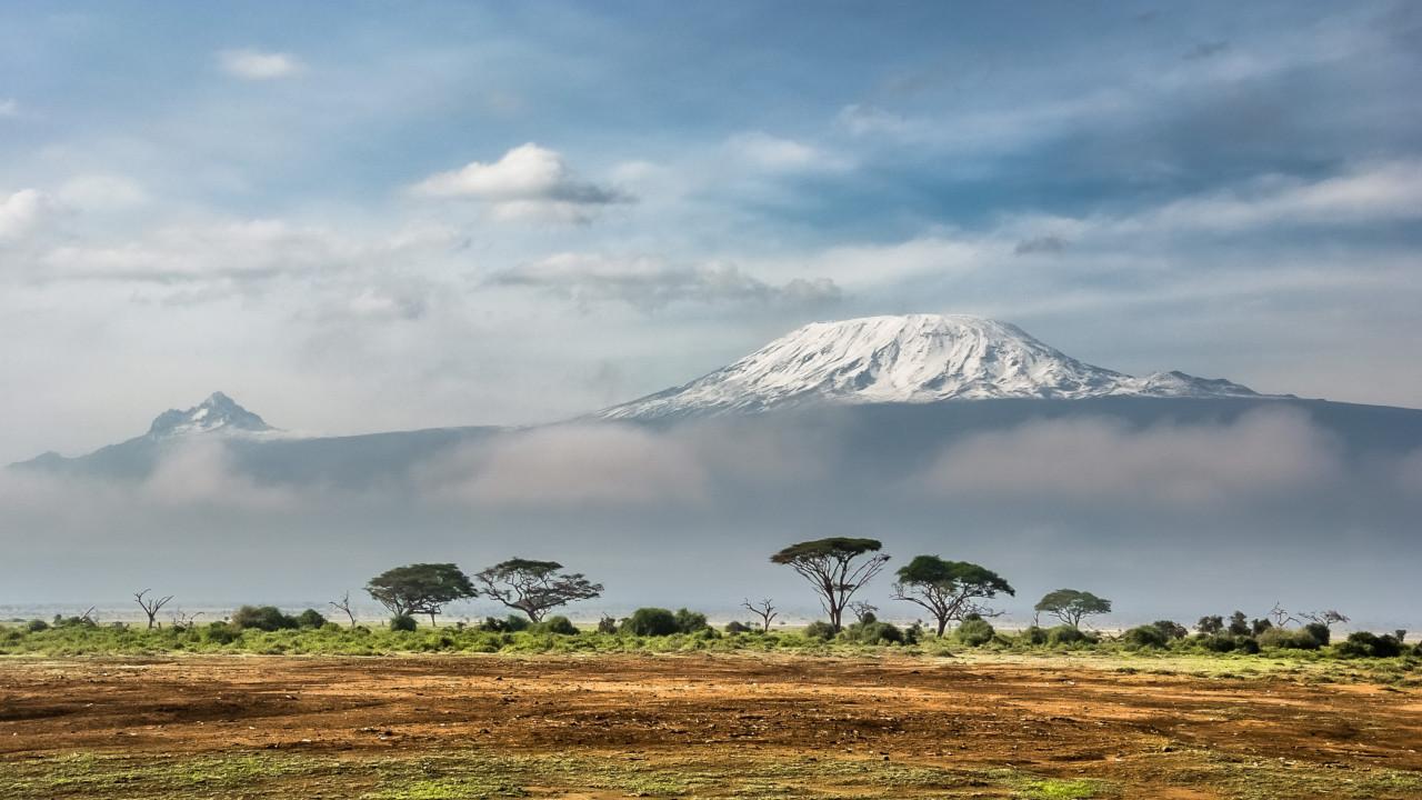 Mount Kilimanjaro (Sergey Pesterev)